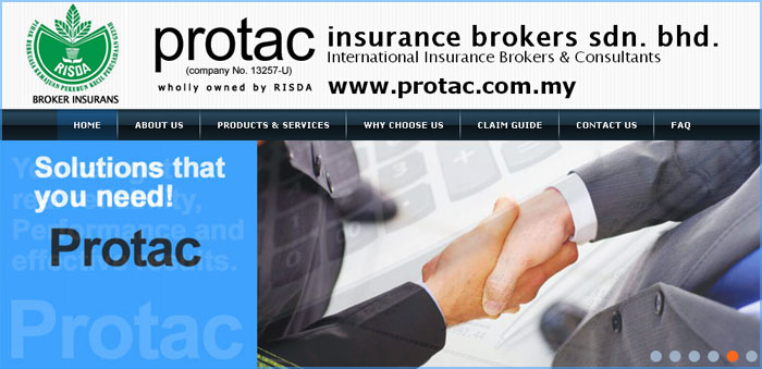 Protac Insurance Brokers Sdn Bhd